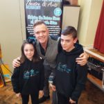 Westend and TV Star Darren Day pops into our Liverpool academy to undertake an academy masterclass with our students